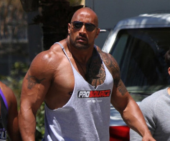 THE ROCK - Dwayne Johnson vs. Arnold Schwarzenegger | BodyWHAT